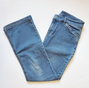 J.Jill Tried & True Boot Cut Blue Jeans size 6P